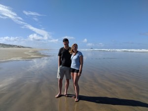 Ninety Mile Beach Cape Reinga New Zealand