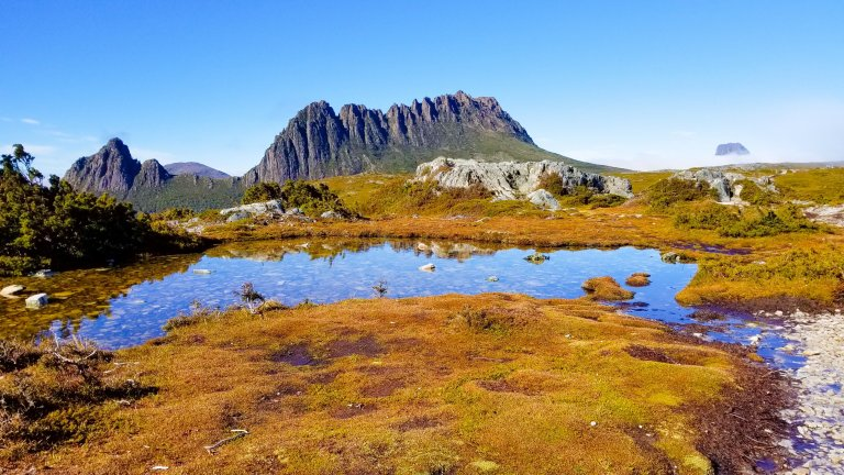 Cradle Mountain National Park Tasmania Australia