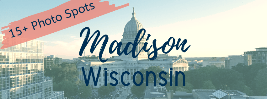 Photo Spots in Madison, Wisconsin