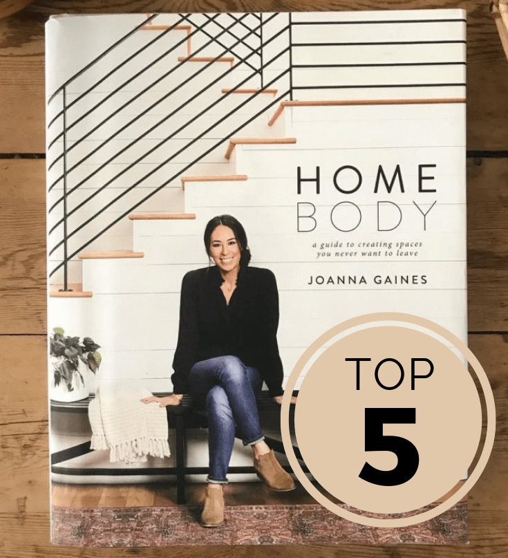 Top 5 Home Organizaiton and Interior Design Books