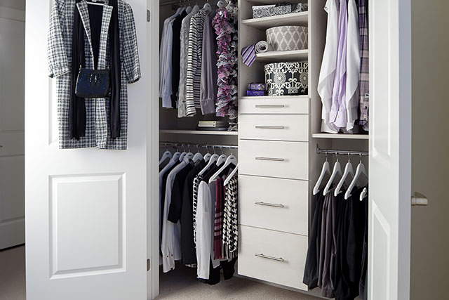 How To Organize Your Bedroom Closet And Save Time