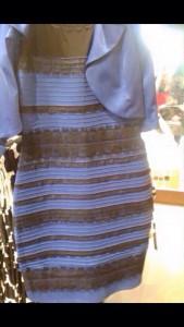 青黒 白金 ドレス