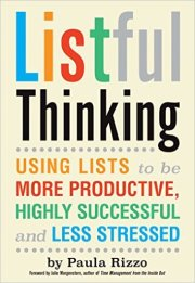 Listful Thinking book cover