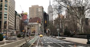 5th Avenue NYC coronavirus 2020