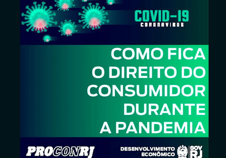 Cartilha do PROCONRJ orienta as relações de consumo entre família e escola durante a pandemia