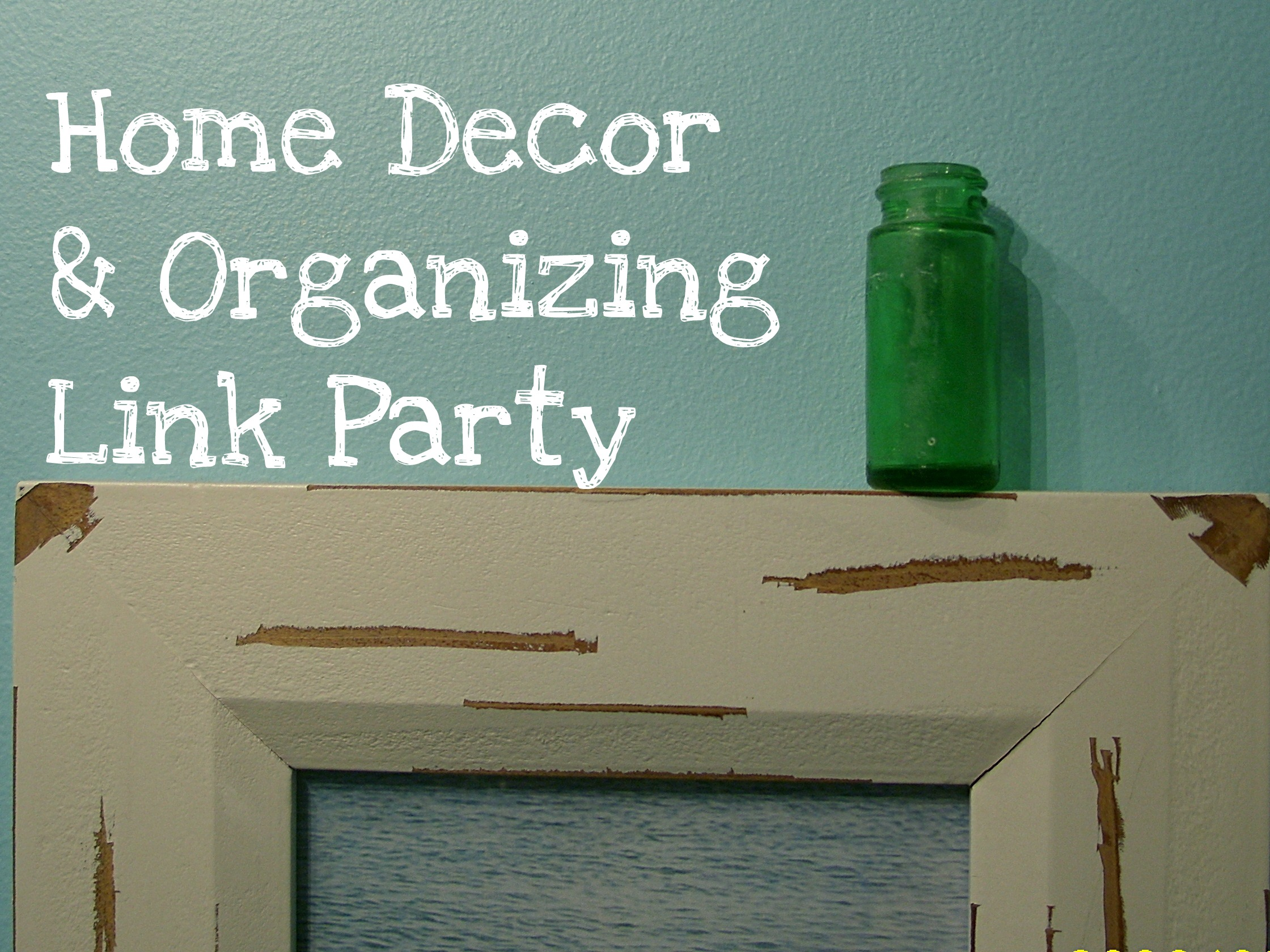 Upcycled Pallet Mini Pantry | Welcome to the Creative Collage - Come ...