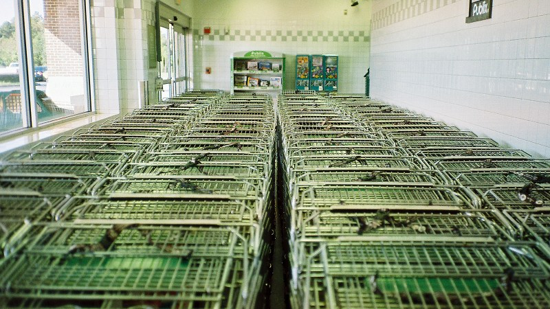 Grocery, 2012 © Nicholas Luvaul | Flickr