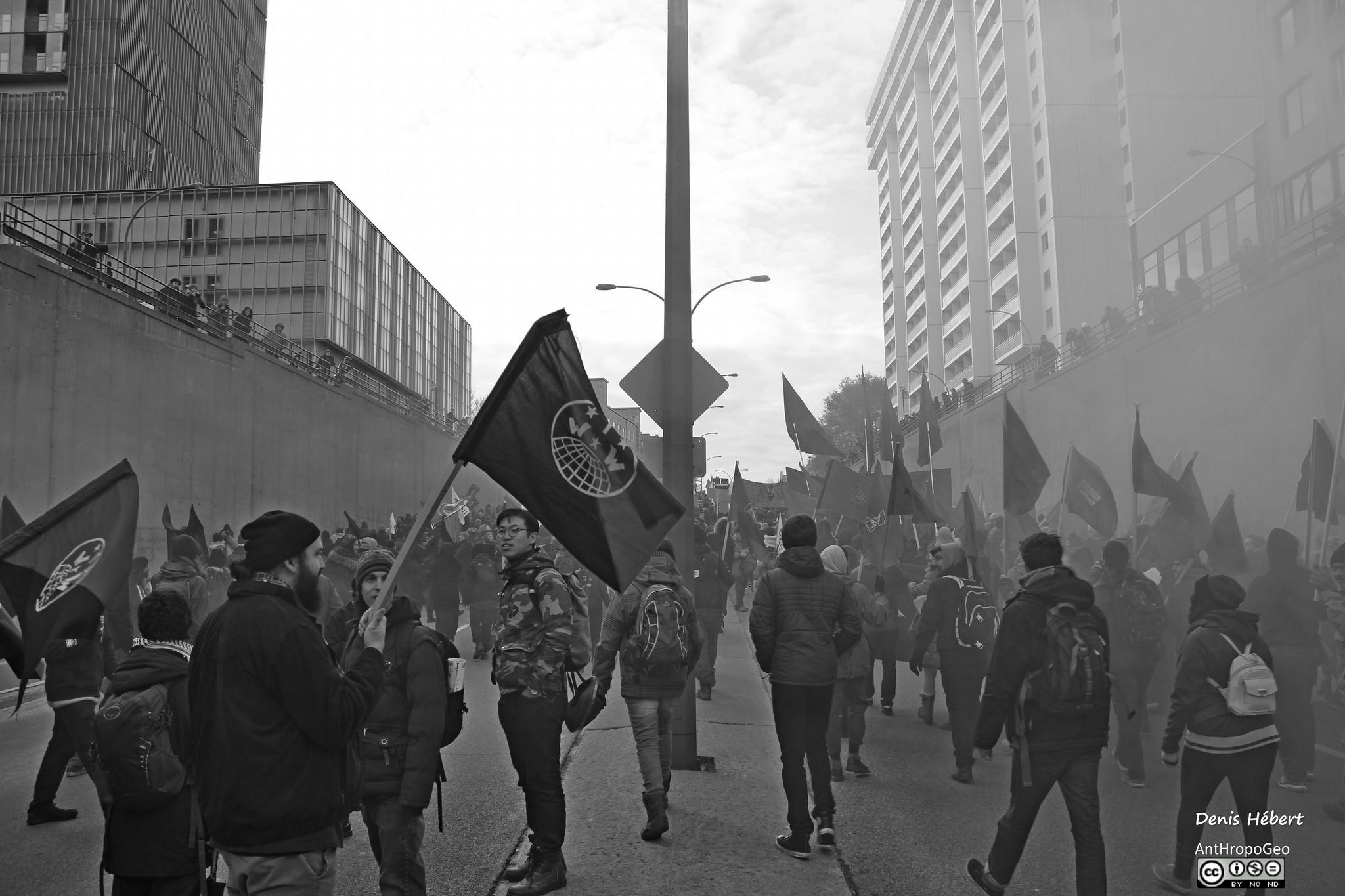 Organizing Versus Activism