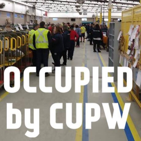 Canada Post: Strikes and occupations end as workers legislated back to work