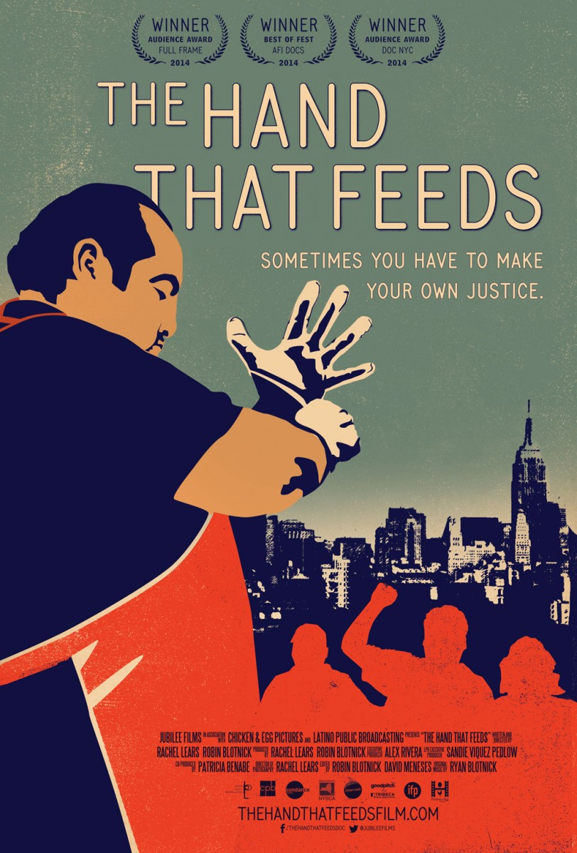 Movie Review: The Hand that Feeds (2015)