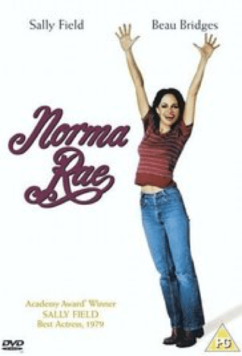 Movie poster for Norma Rae