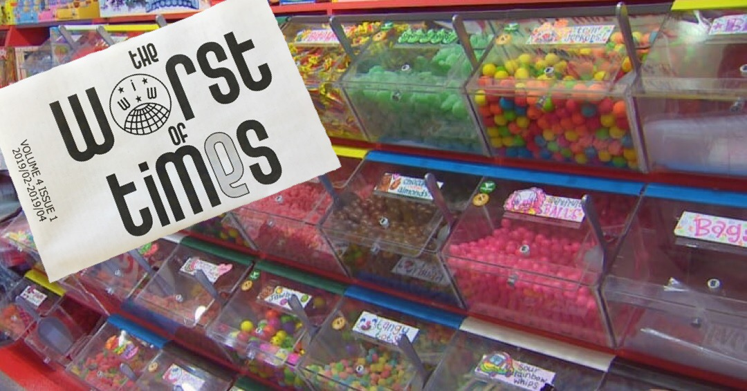 Candy store workers speak out