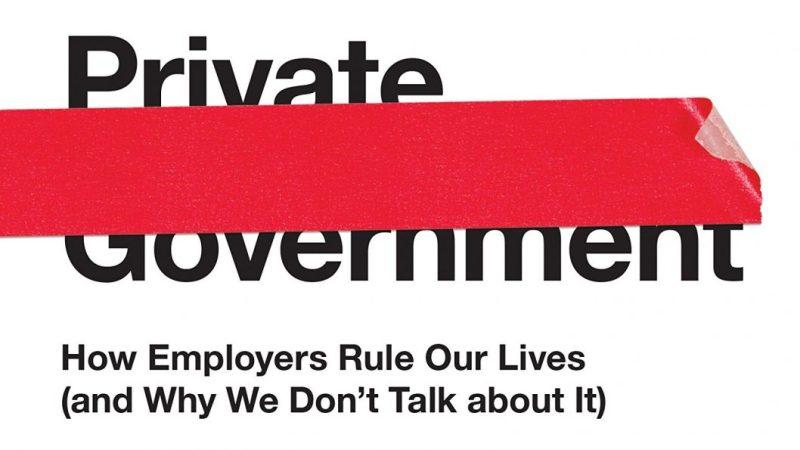 Elizabeth Anderson Private Government
