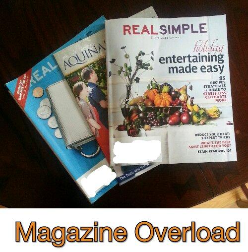Magazine Overload