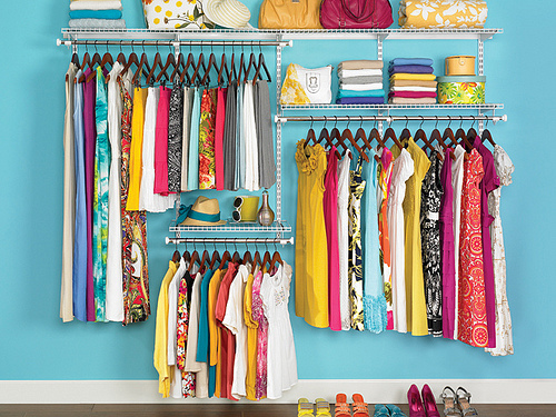 Organizing Your Clothes Closet for Spring