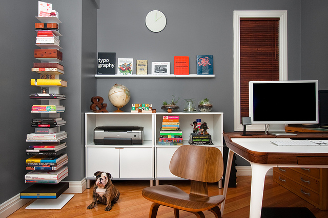 How To Utilize Space In A Home Office