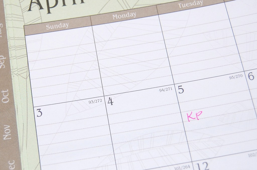 How You Can Keep A Consistent Calendar When You Like Paper & Digital Methods