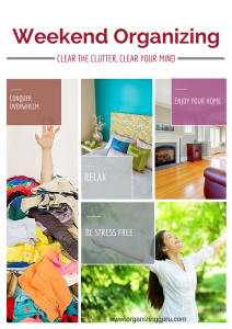 Weekend Organizing: The Course