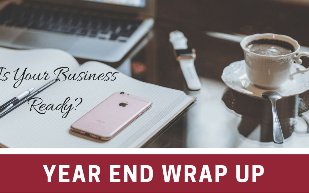[Video] End Of Year Wrap Up