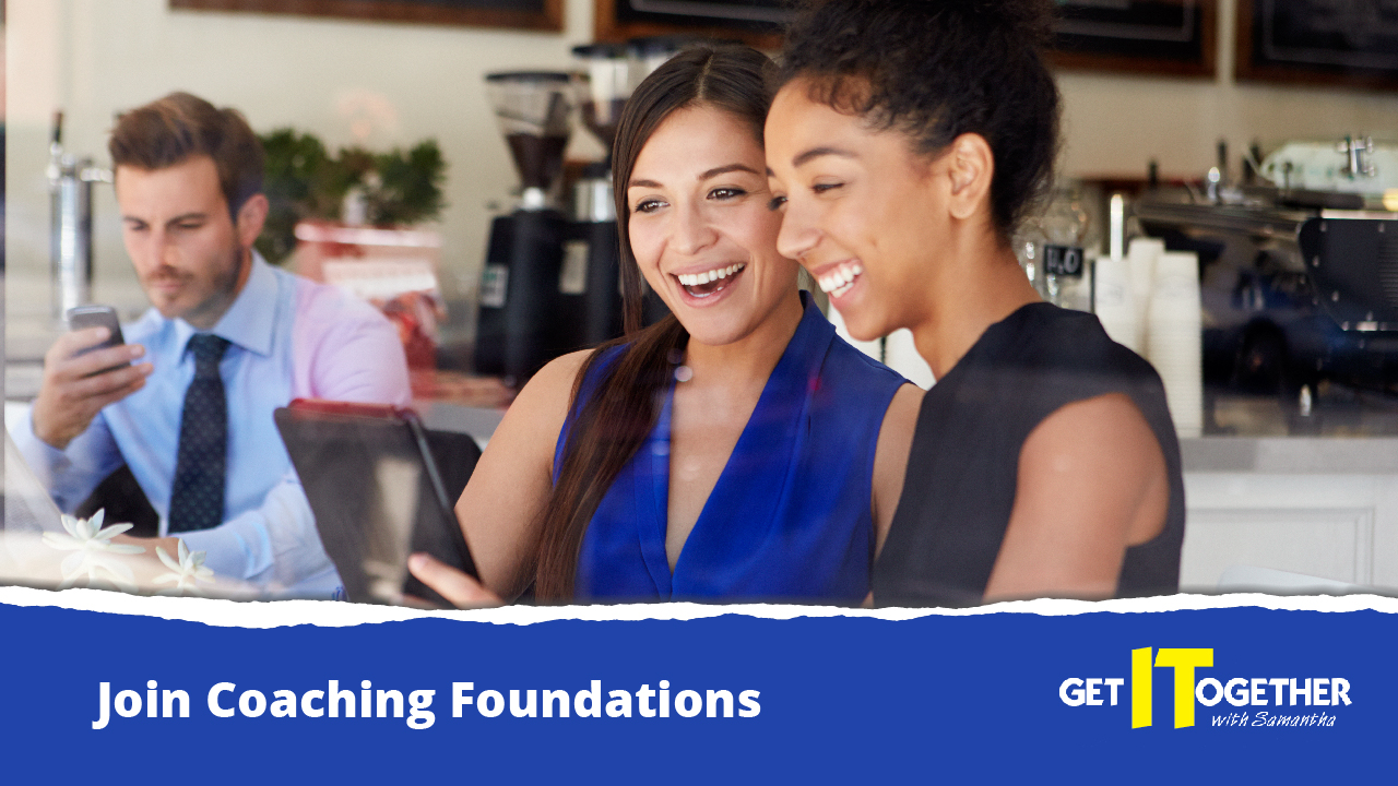 Join coaching foundations!