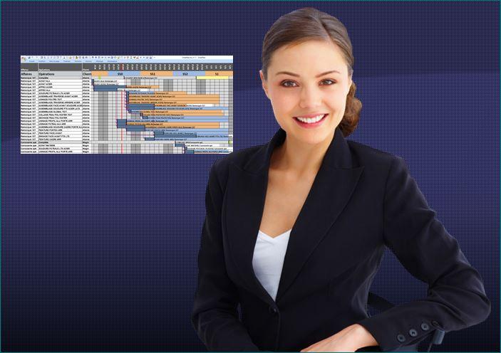 OrdoPlan logiciel de gestion de projet sous Excel