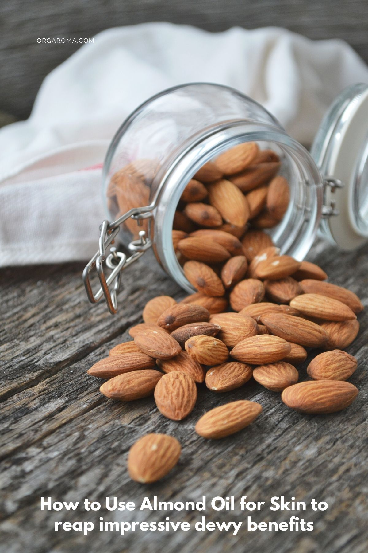 Read more about the article How to Use Almond Oil for Skin to reap impressive dewy benefits