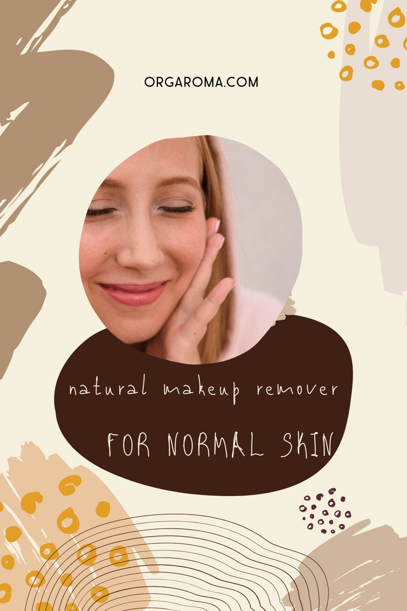 Read more about the article Almond oil + Aloe vera Natural Makeup remover for Normal Skin