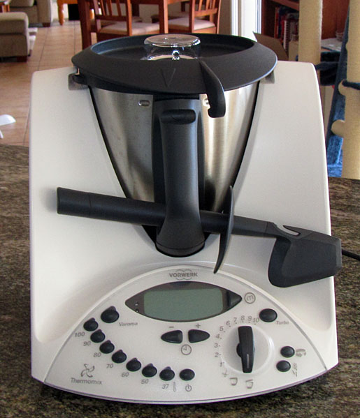 Thermomix - amazing kitchen machine
