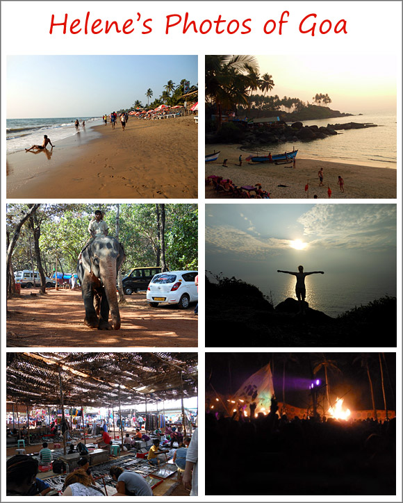 Photos of Goa by Helene Dsouza