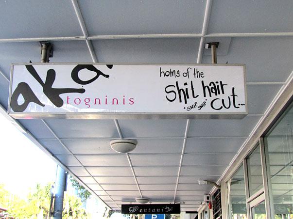 Shit Haircut