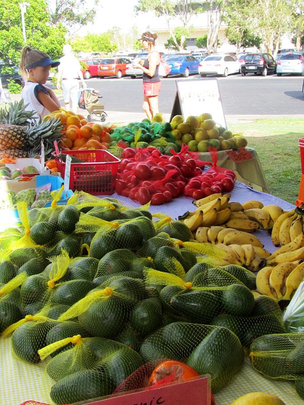 Kawana Farmer's Market