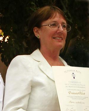 Fran Flint from G'Day Souffle