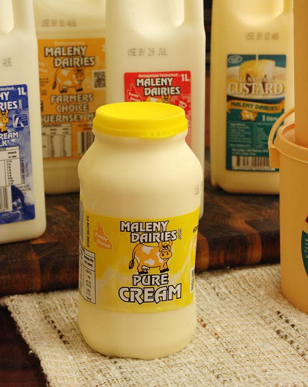 Maleny Dairies Cream