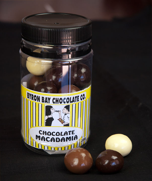 chocolate coveredmacadamias