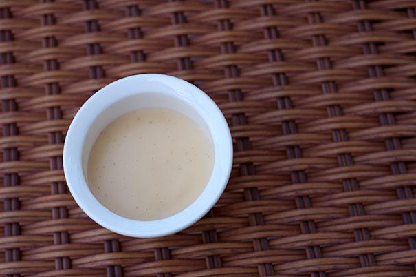Vanilla Bean Custard