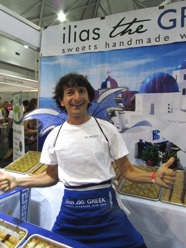 Ilias the Greek
