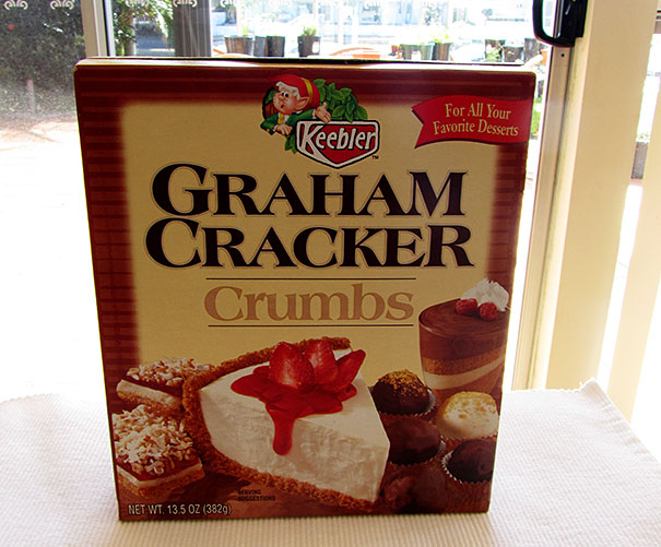 Graham Cracker Crumbs