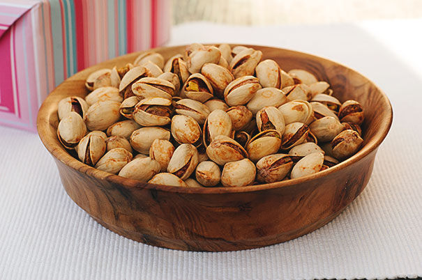 Sweet Chili Pistachio Nuts