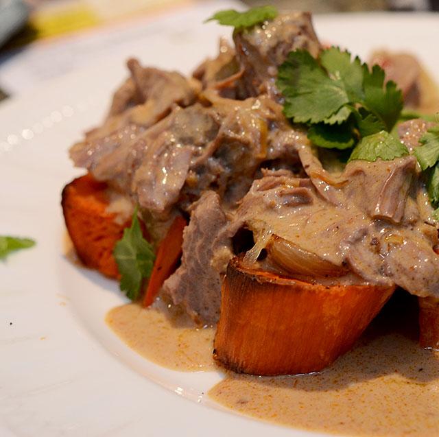 Massaman Lamb Curry