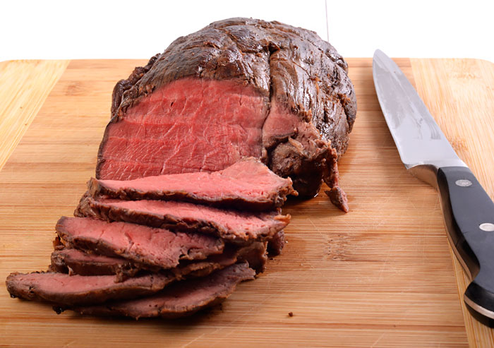 Rare Roast Beef