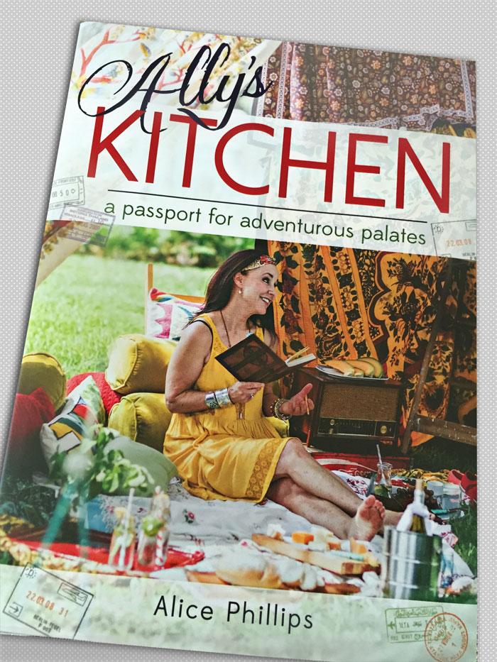 Ally's Kitchen - a passport for adventurous palates