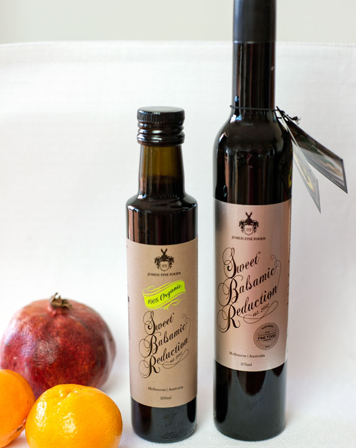 Sweet Balsamic Reduction