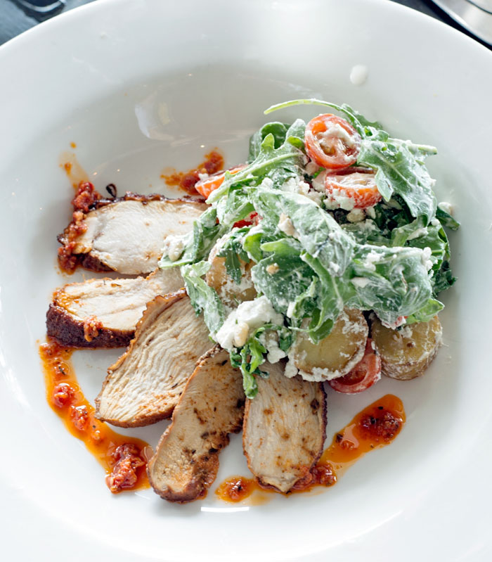 Pork Belly Salad