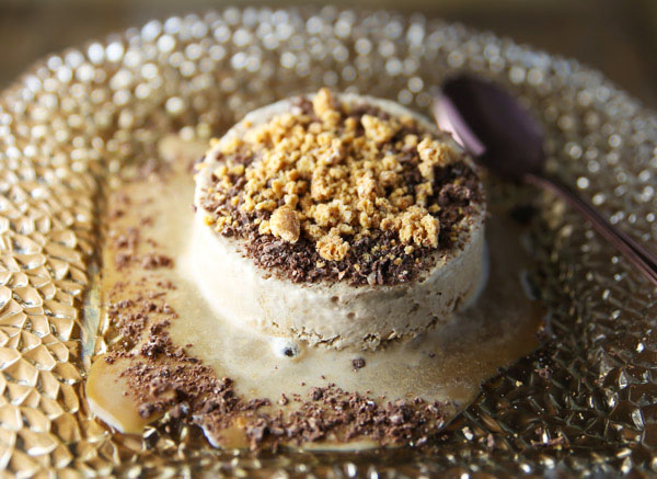 This Mascarpone and Espresso Semifreddo is such an indulgent treat that everyone will love!
