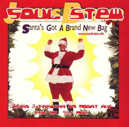 Soul Stew Xmas Show