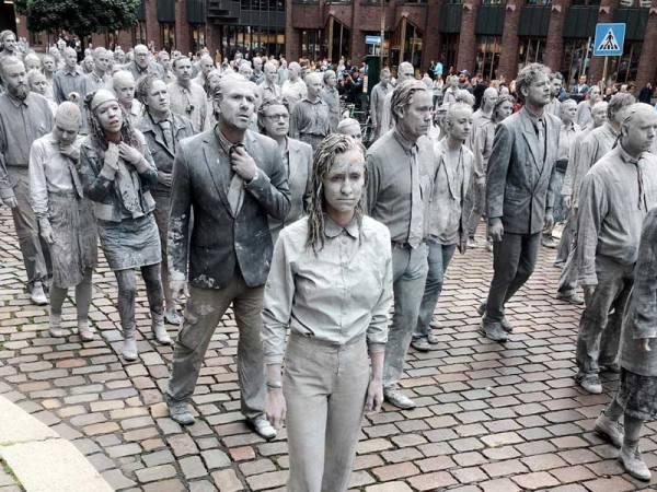 Bild: 1000 Gestalten am Borchardplatz
