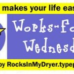 Works for me Wednesday – Backpack Station