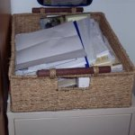Tackle It Tuesday – Organizing my filing