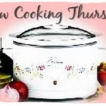 Slow Cooking Thursday ~ Chicken and Mushrooms
