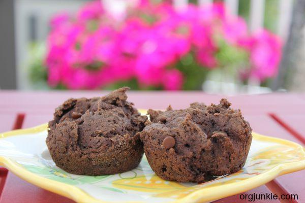 Gluten Free Citrus Chocolate Cupcakes 2